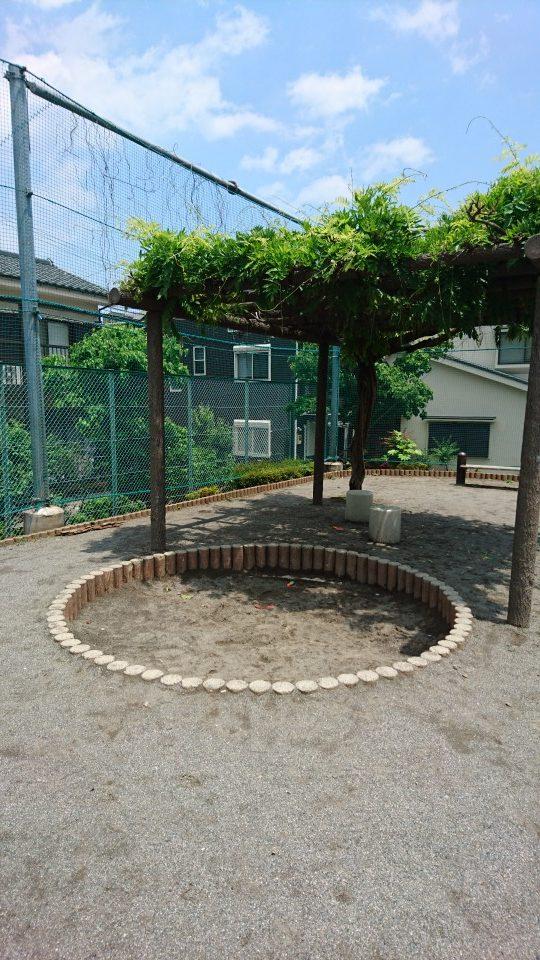 砂場上野町公園八王子市遊具