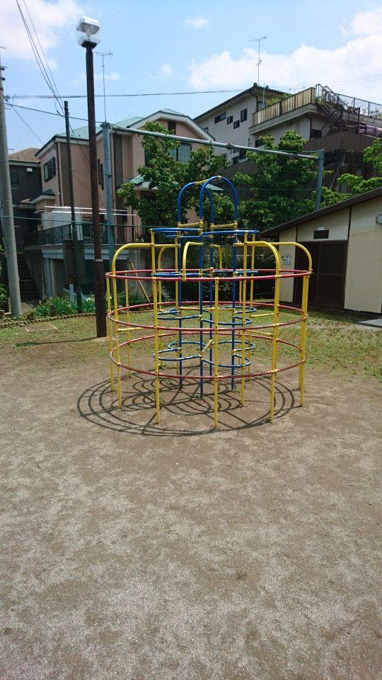 ジャングルジム上野町公園八王子市遊具
