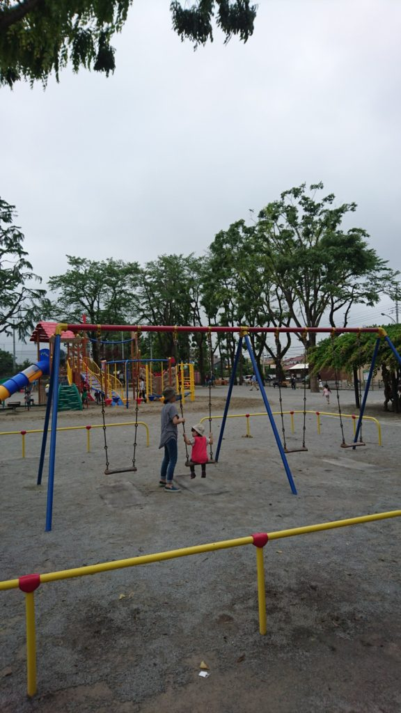ブランコ富士森公園八王子市遊具