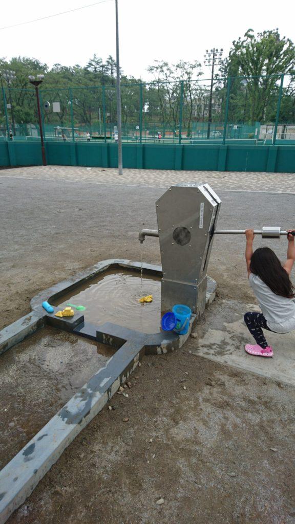 井戸富士森公園八王子市遊具