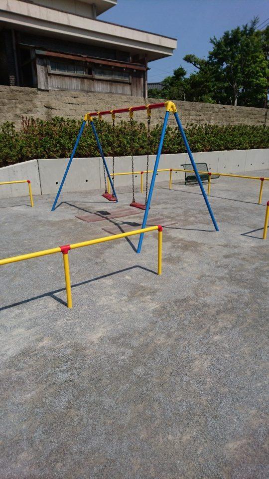 ブランコ散田町公園八王子市遊具