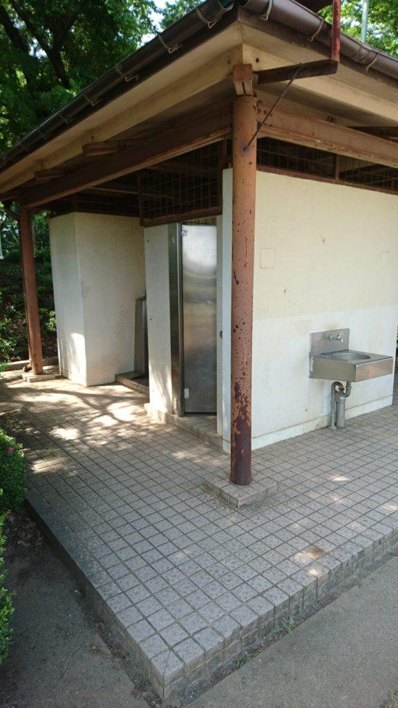 トイレ万葉公園八王子市