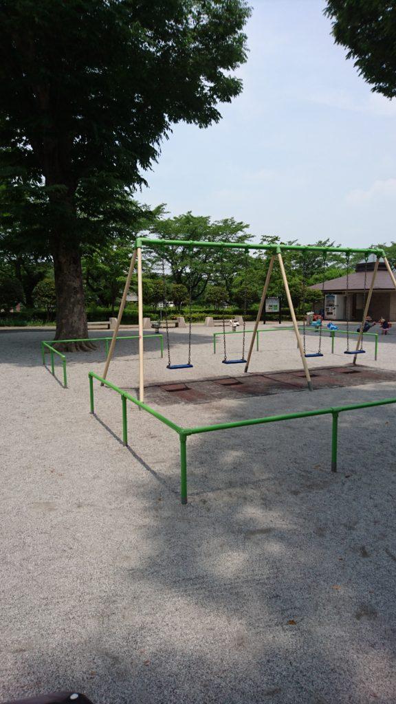 ブランコ陵南公園八王子市遊具