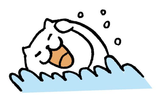 子供の習い事:水泳