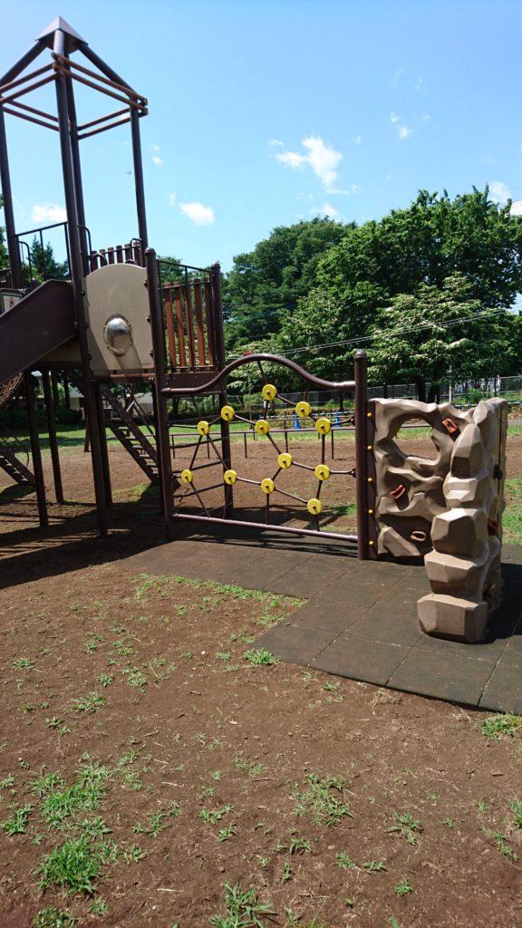 総合アスレチック小宮公園八王子市遊具