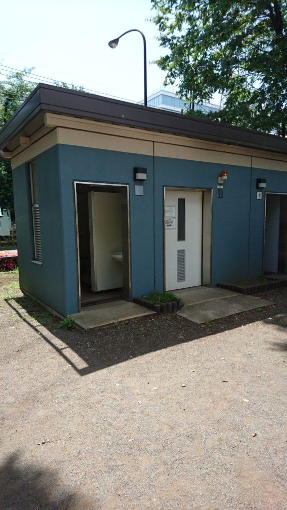 トイレ北八王子公園