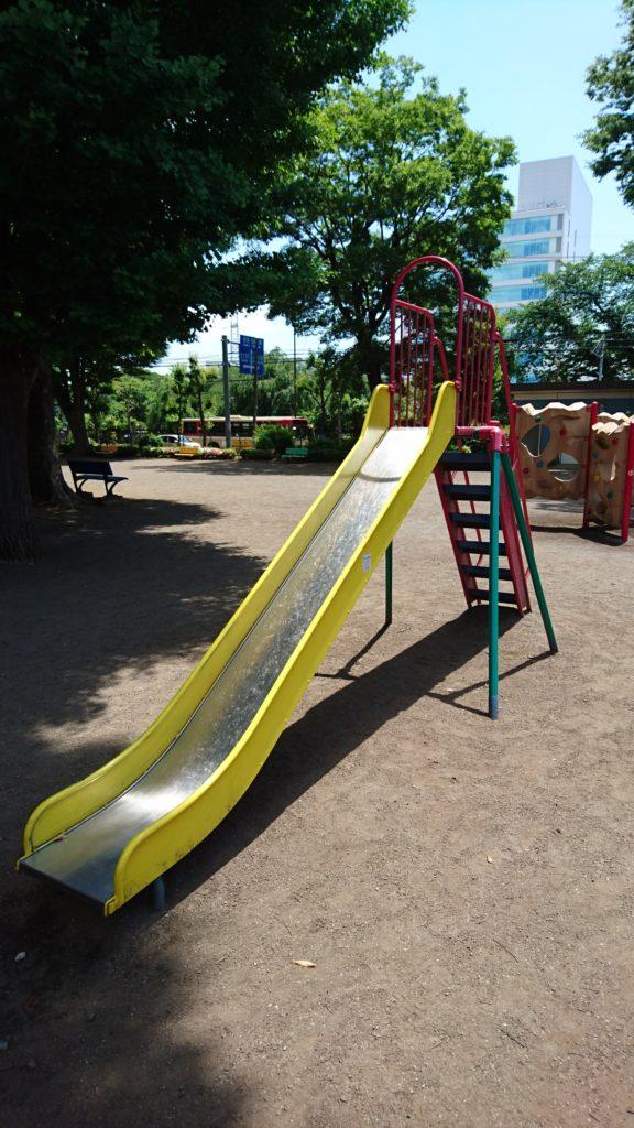 すべり台北八王子公園遊具