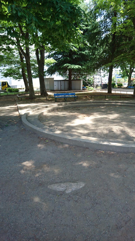 北八王子公園 砂場