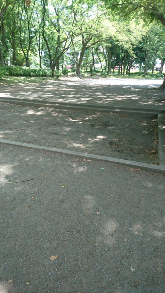砂場高倉南公園八王子市遊具