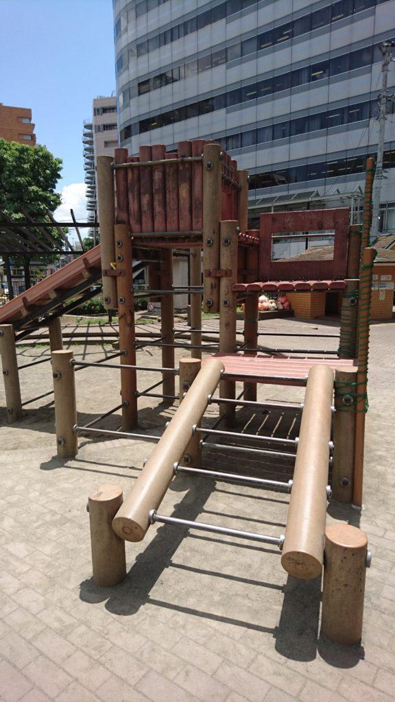 アスレチック船森公園八王子市遊具