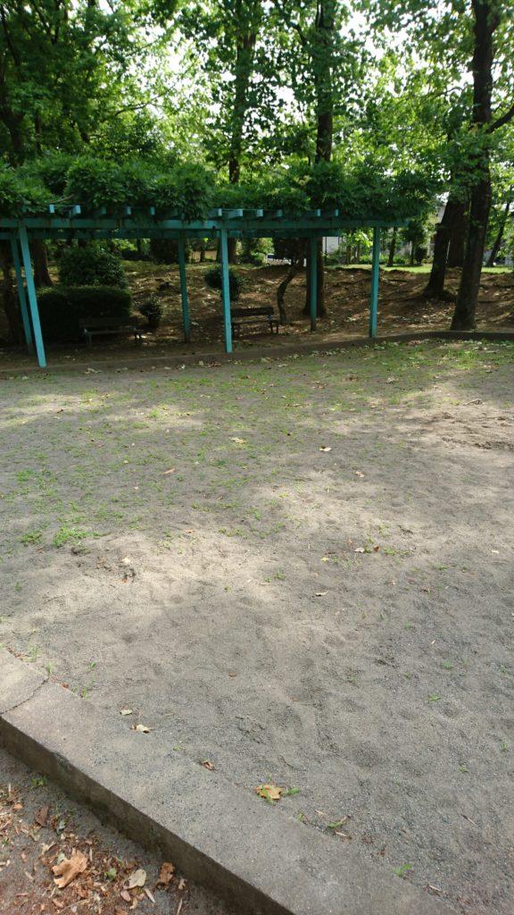 砂場片倉台中央公園八王子市