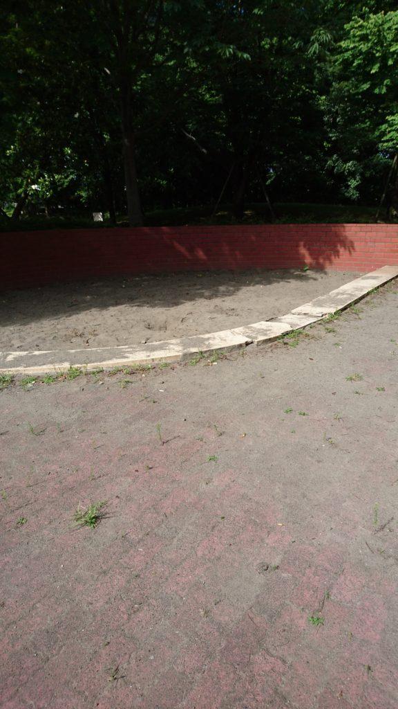 砂場横川下原公園八王子市遊具