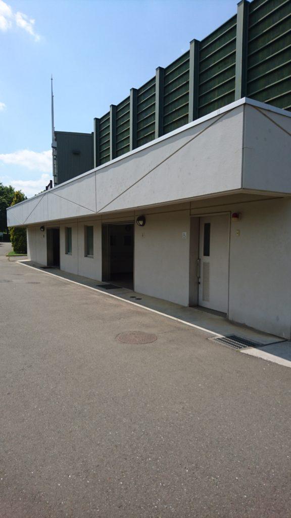 上柚木公園 トイレ