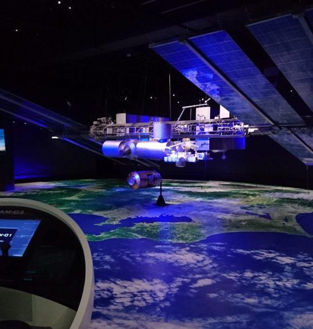 宇宙ステーションinサイエンスドーム八王子