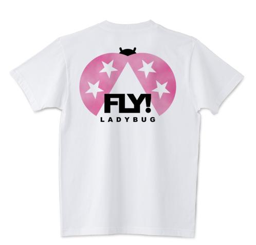 Rocka:LADYBUG(pink)