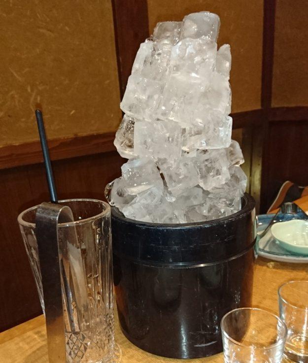 氷Lサイズ庄や明大前