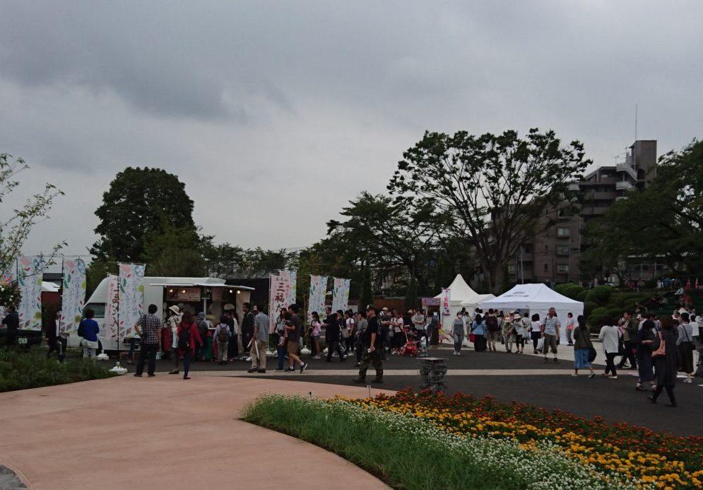 八王子フードフェスティバル2017