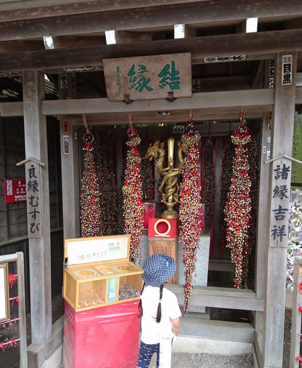 倶利伽羅龍・諸縁吉祥高尾山薬王院