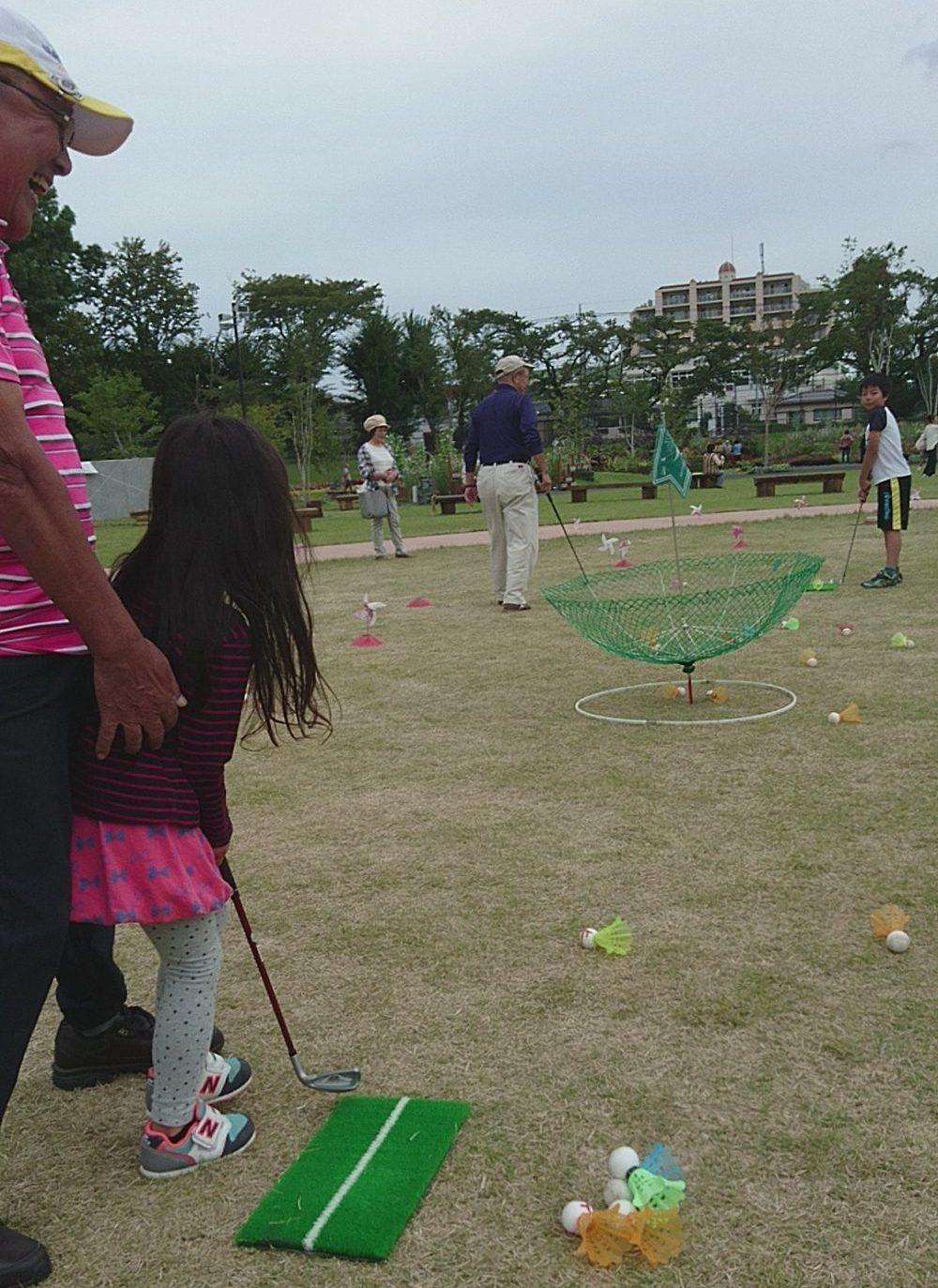 バードゴルフ全国都市緑化はちおうじフェアー