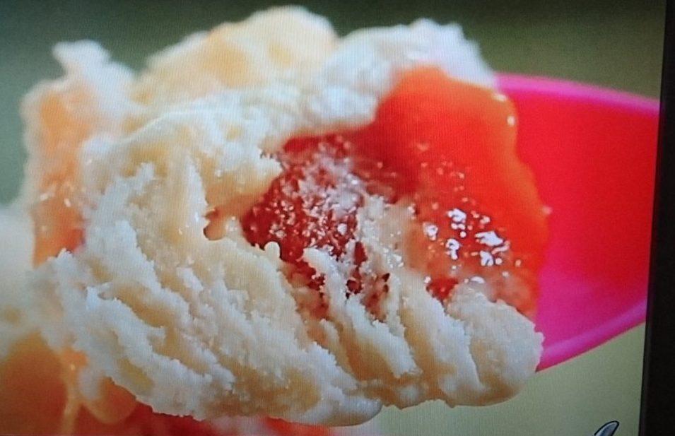 キャラメルリボン:サーティワンアイスクリーム