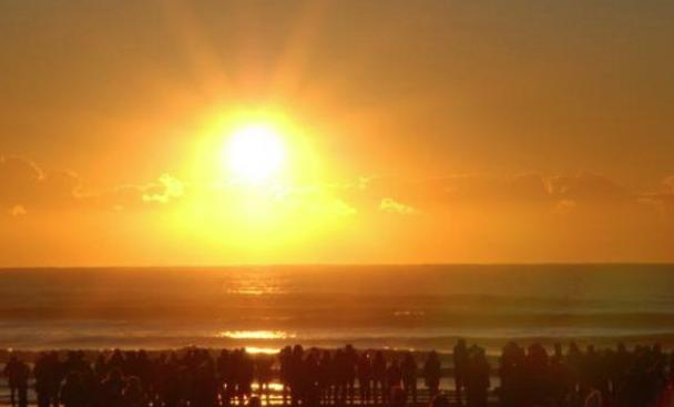 初日の出片貝中央海岸おすすめスポット2018