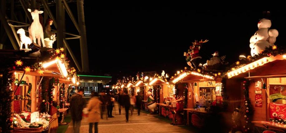 ソラマチクリスマスマーケット