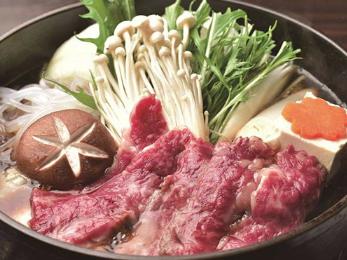 下町馬肉すき焼き鍋(東京)ご当地鍋フェスティバル@日比谷公園2017