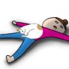 【笑える猫あるある15選】猫の寝るポジション:どうしてそうなった?