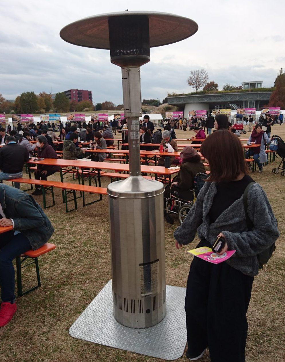 餃子フェス 国営昭和記念公園 2017