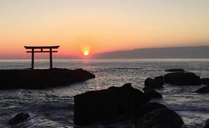 初日の出大洗海岸おすすめスポット2018