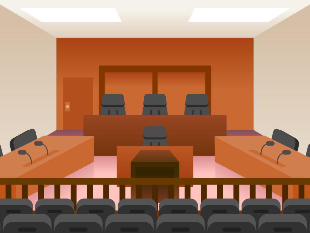 裁判員裁判法廷見学ツアー