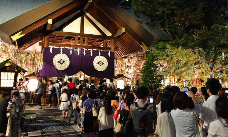 東京大神宮初詣2018