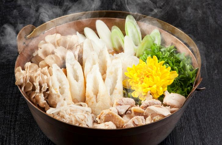 ふるさと祭り東京2018きりたんぽ鍋