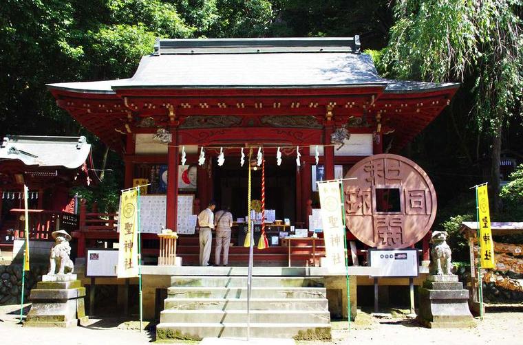 聖神社【初詣|2019】都内・関東のおすすめ神社
