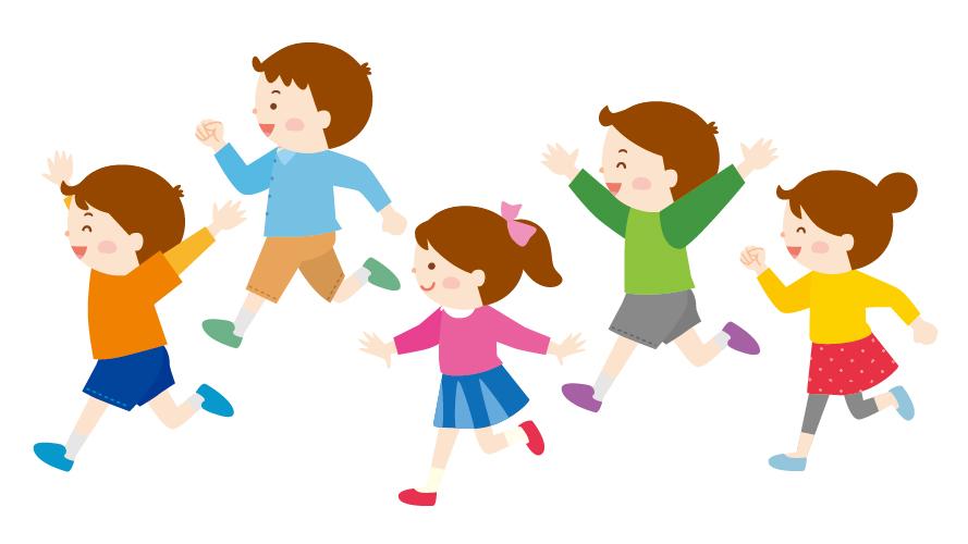 「アンリミティブ-UNLIMITIV-」で子供の運動量アップ