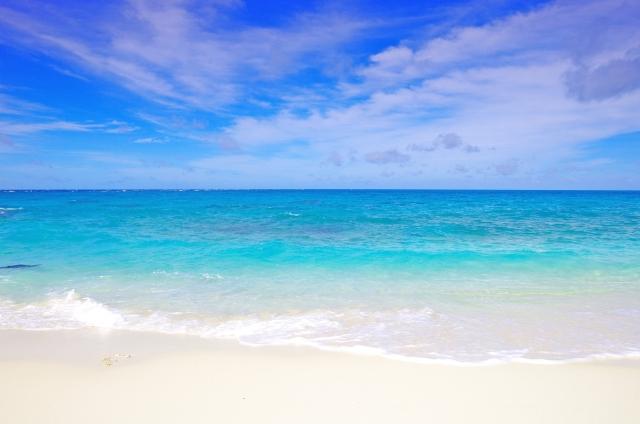 民泊で楽しむ離島の海
