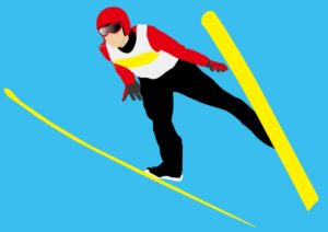 スキージャンプ平昌オリンピック