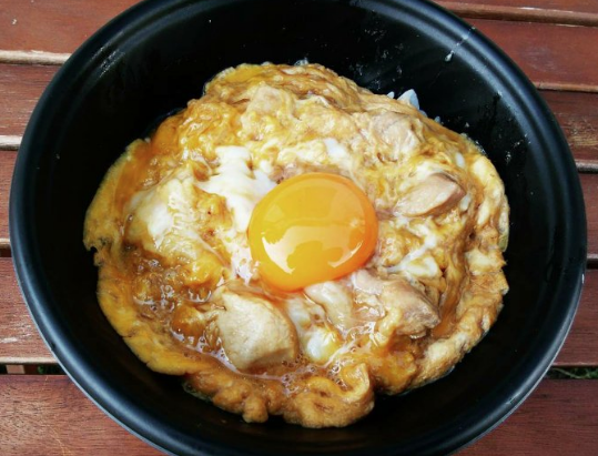 まんパク2018 名古屋コーチン親子丼