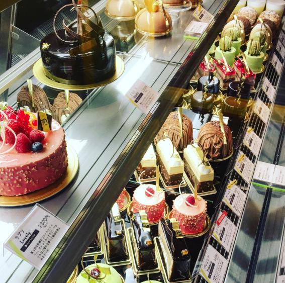 Patisserie & Cafe DEL'IMMO 東京ミッドタウン日比谷のレストラン&グルメ