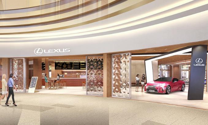 LEXUS MEETS … 東京ミッドタウン日比谷のおすすめレストラン&グルメ