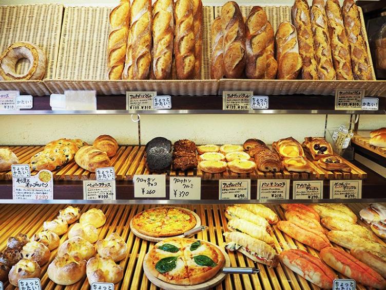 boulangerie Bonheur 東京ミッドタウン日比谷のレストラン&グルメ