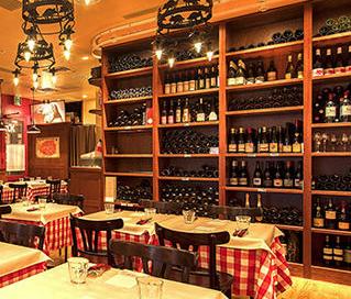 ビストロ オザミのワインの種類