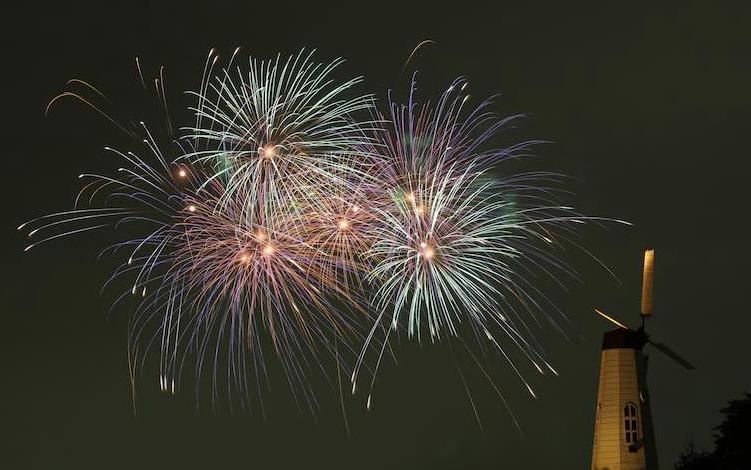 さいたま市花火大会(大和田公園会場)2018