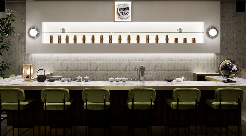 LUVOND TEA SALON(ラヴォンド・ティーサロン)銀座大食堂