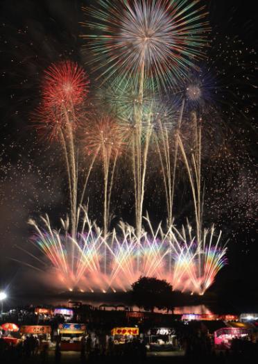 利根川花火大会2020 関東の花火大会