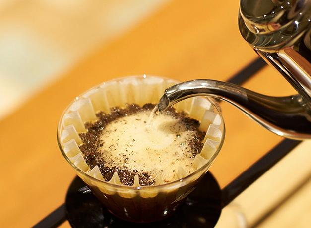 グラン クリュ カフェ ギンザ 銀座シックス おすすめカフェ