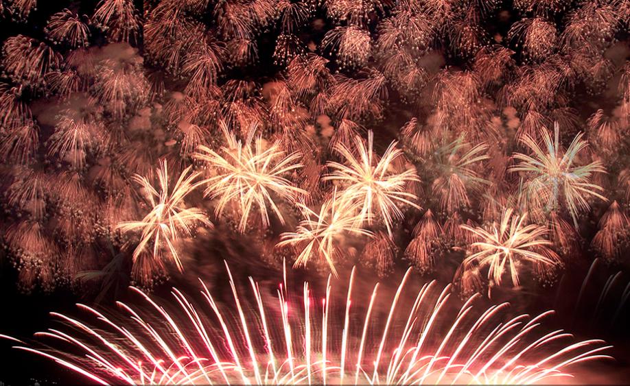 市川三郷町ふるさと夏まつり 神明の花火大会2020 山梨県の花火大会