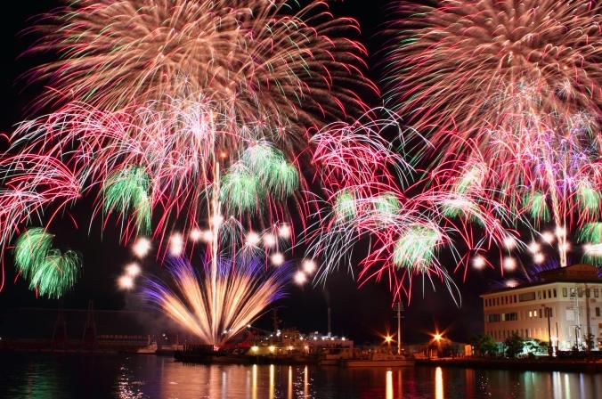 清水みなと祭り海上花火大会2020 関東の花火大会