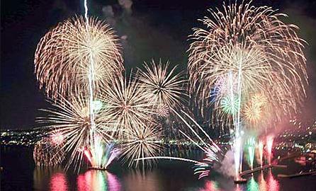 ふじさわ江の島花火大会2018