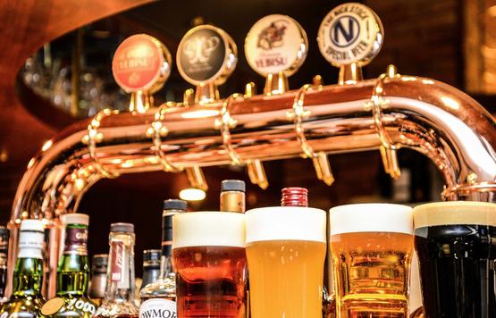 ニックストック 銀座シックスのクラフトビール